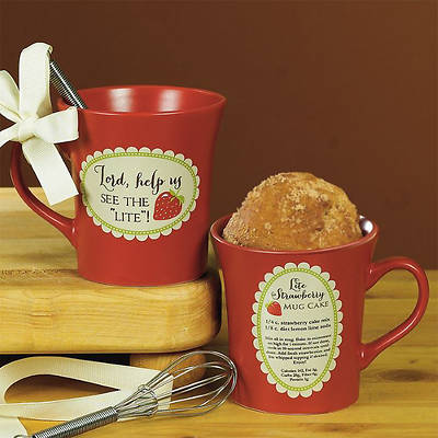 Picture of Low Calorie Cake Mug