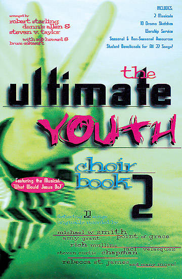 Picture of Ultimate Youth Choir Book Volume 2