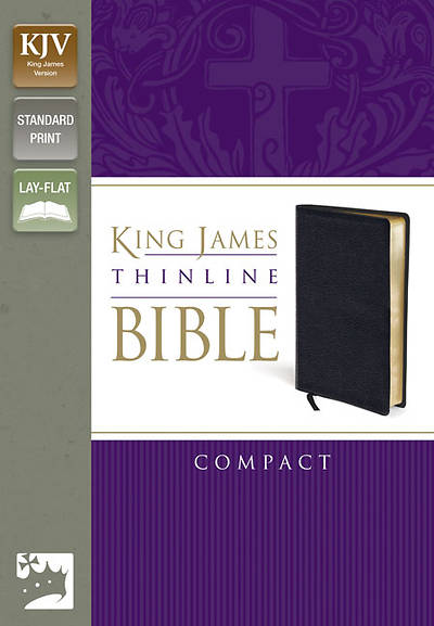 King James Version Thinline Bible, Compact