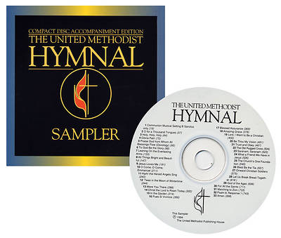 Hymnal United Methodist Accompaniment CD Sampler