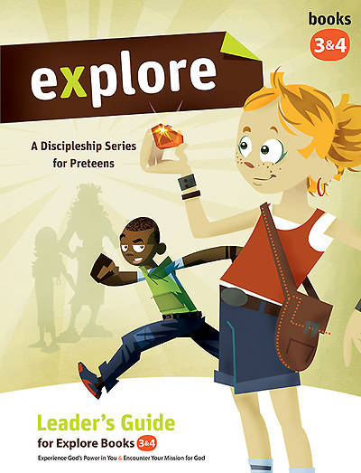 Explore Leaders Guide for Books 3 & 4