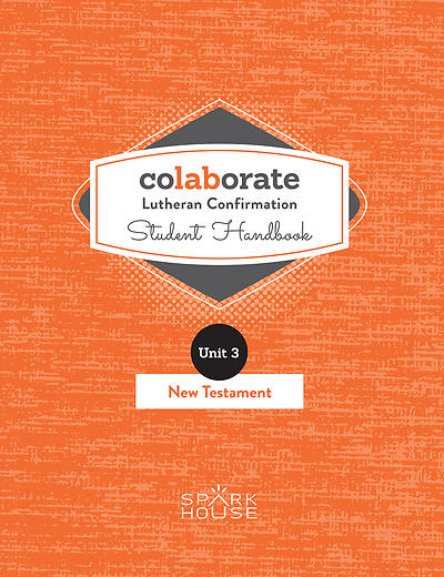 Picture of Colaborate Lutheran Confirmation Student Handbook New Testament
