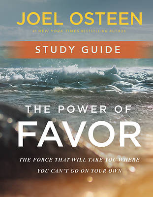 Picture of The Power of Favor Study Guide
