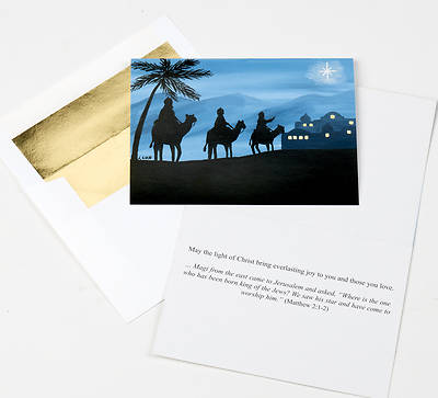 Picture of Light of Christ Boxed Christmas Cards