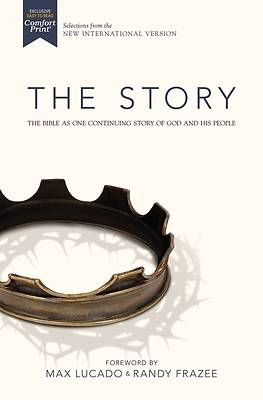 Picture of Niv, the Story, Hardcover, Comfort Print
