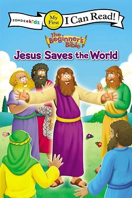 Picture of The Beginner's Bible Jesus Saves the World