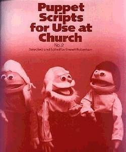 Picture of Puppet Scripts for Use at Church