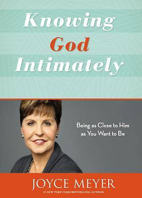 Picture of Knowing God Intimately