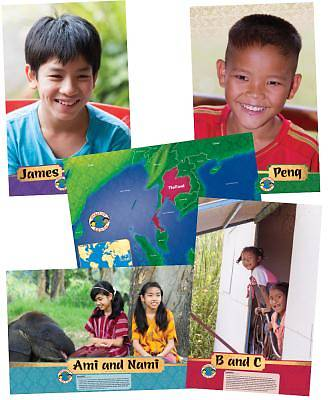 Picture of Group VBS 2015 Operation Kid-to-Kid Poster Pack (Set of 5)