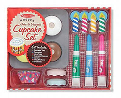 Picture of Bake & Decorate Cupcake Set