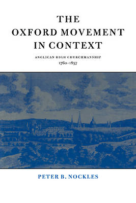 Picture of The Oxford Movement in Context