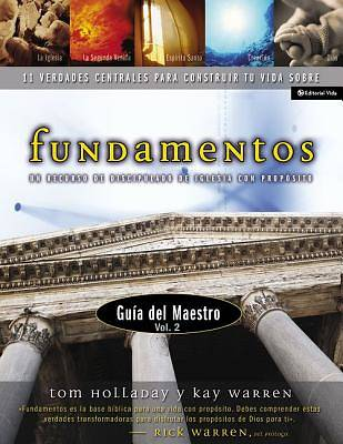 Picture of Fundamentos - Gu a del Maestro Vol. 2