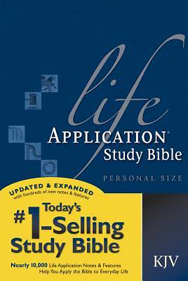Life Application Study Bible King James Version Personal Size