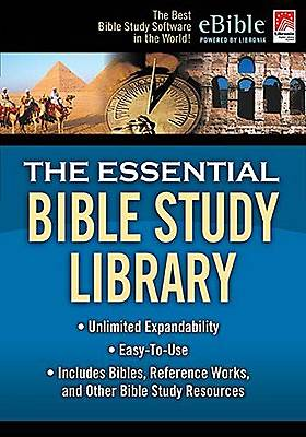 The Essential Bible Study Library