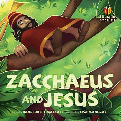 Picture of Zacchaeus and Jesus