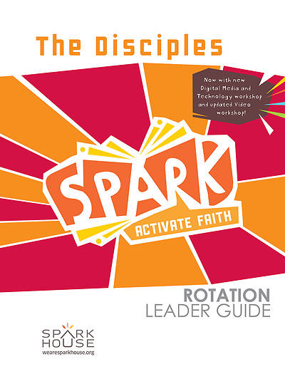 Picture of Spark Rotation  The Disciples  Leader Guide