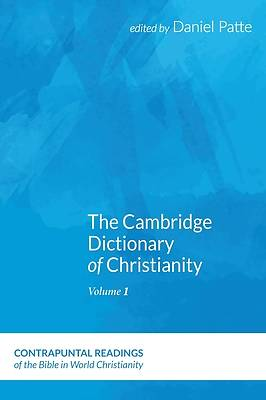 Picture of The Cambridge Dictionary of Christianity, Volume One