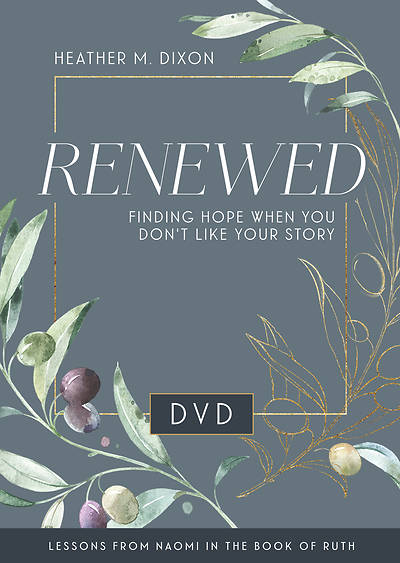 Picture of Renewed - Women's Bible Study DVD