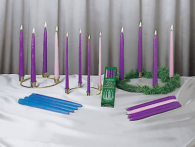 Advent Candle 10
