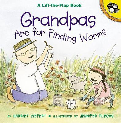 Picture of Grandpas Are for Finding Worms
