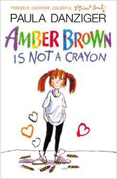 Picture of Amber Brown Is Not a Crayon
