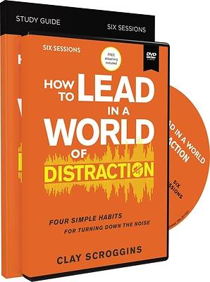Picture of How to Lead in a World of Distraction Study Guide with DVD