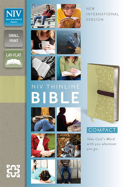 NIV Thinline Bible, Compact