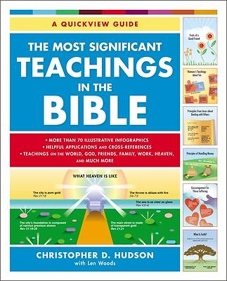 Picture of The Most Significant Teachings in the Bible - eBook [ePub]