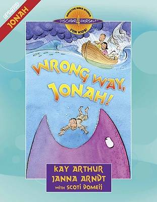 Wrong Way, Jonah! [ePub Ebook]