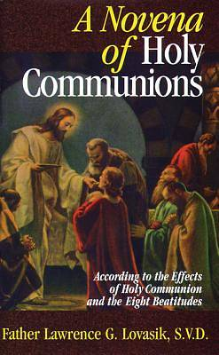 Picture of A Novena of Holy Communions
