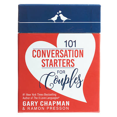 Picture of 101 Conversation Starters for Couples