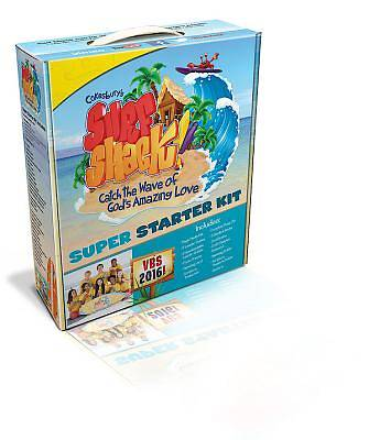 Picture of Vacation Bible School (VBS) 2016 Surf Shack Super Starter Kit