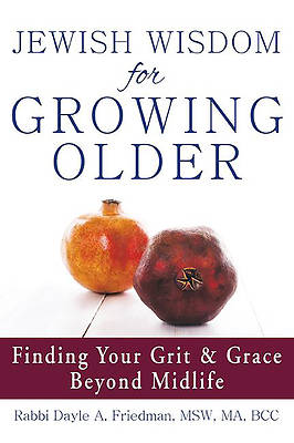 Picture of Jewish Wisdom for Growing Older