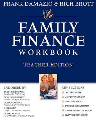 Picture of Family Finance Workbook