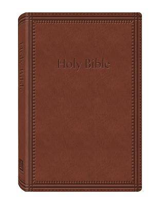 Picture of KJV Deluxe Gift & Award Bible (Dicarta Brown)