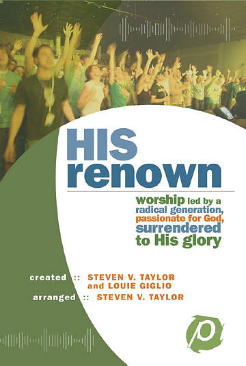 His Renown Choral Book