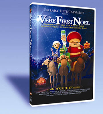 The Very First Noel DVD