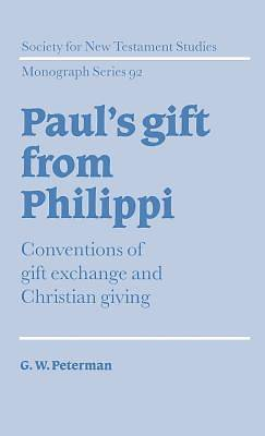 Pauls Gift from Philippi