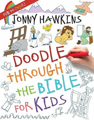 Picture of Doodle Through the Bible for Kids