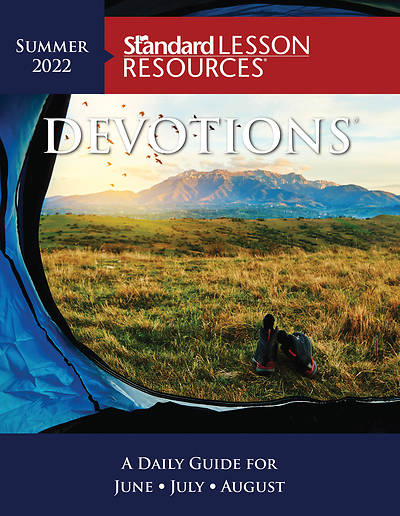 Picture of Standard Lesson Quarterly Adult Devotions Summer