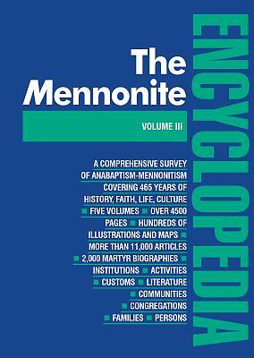 The Mennonite Encyclopedia