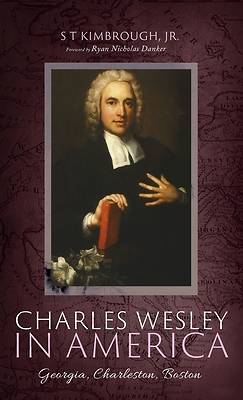 Picture of Charles Wesley in America