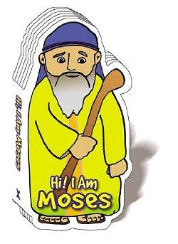 Picture of Hi! I Am Moses