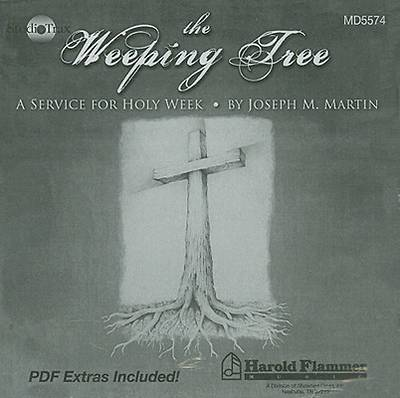 The Weeping Tree Enhanced Studio Trax CD
