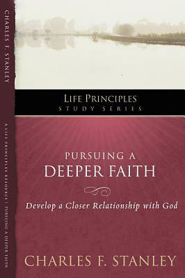 Picture of Pursuing a Deeper Faith
