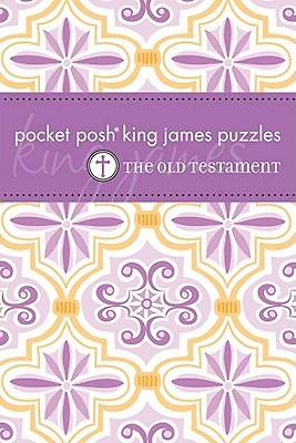 Pocket Posh King James Puzzles