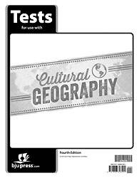 Picture of Cultural Geography Test 4th Ed