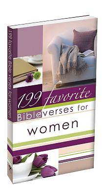 Picture of 199 Favorite Bible Verses for Women