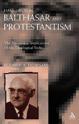 Picture of Hans Urs Von Balthasar and Protestantism