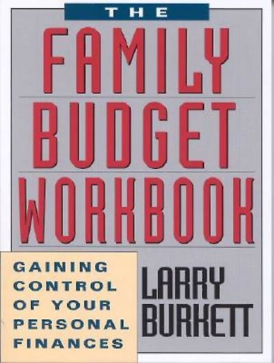 Picture of Family Budget Workbook
